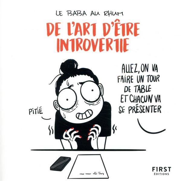 GASSIN - DE L'ART D'ETRE INTROVERTIE