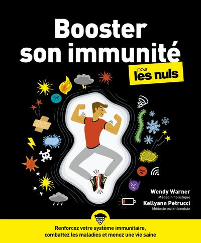 BOOSTER SON IMMUNITE POUR LES NULS PETRUCCI/WARNER FIRST