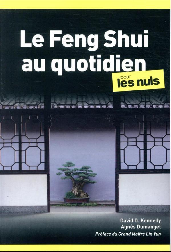 LE FENG SHUI AU QUOTIDIEN POCHE POUR LES NULS (2E EDITION) KENNEDY/DUMANGET FIRST