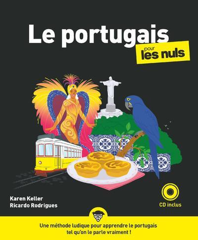 LE PORTUGAIS POUR LES NULS (3E EDITION)  RODRIGUES, RICARDO FIRST