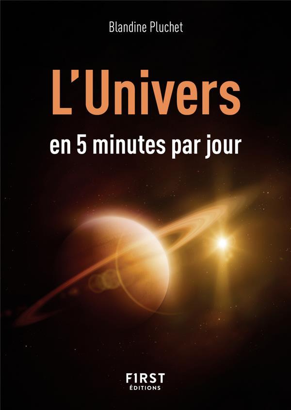 PETIT LIVRE - L-UNIVERS EN 5 MINUTES PAR JOUR