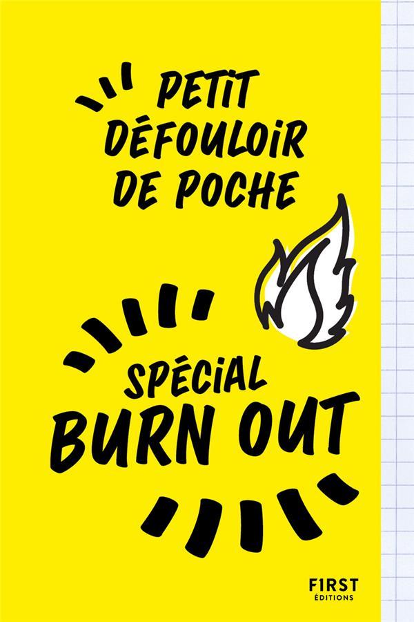 PETIT DEFOULOIR DE POCHE : SPECIAL BURN OUT FLAN/PILE FIRST