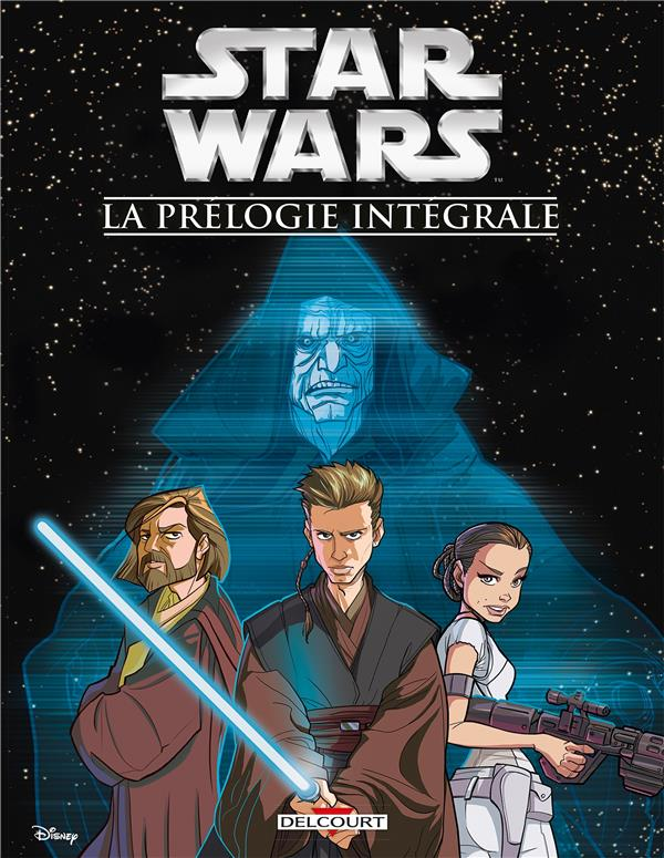 STAR WARS - EPISODE I, II, III  -  LA PRELOGIE INTEGRALE