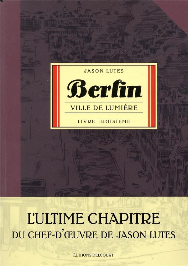 BERLIN T.3  -  VILLE DE FUMEE T.2