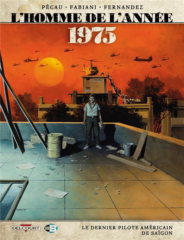 L'HOMME DE L'ANNEE T.17  -  1975