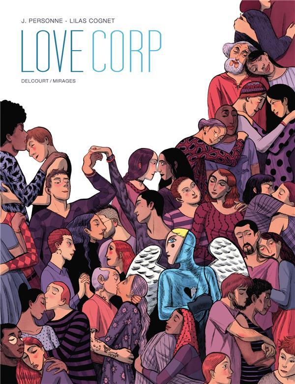 LOVE CORP PERSONNE/COGNET DELCOURT