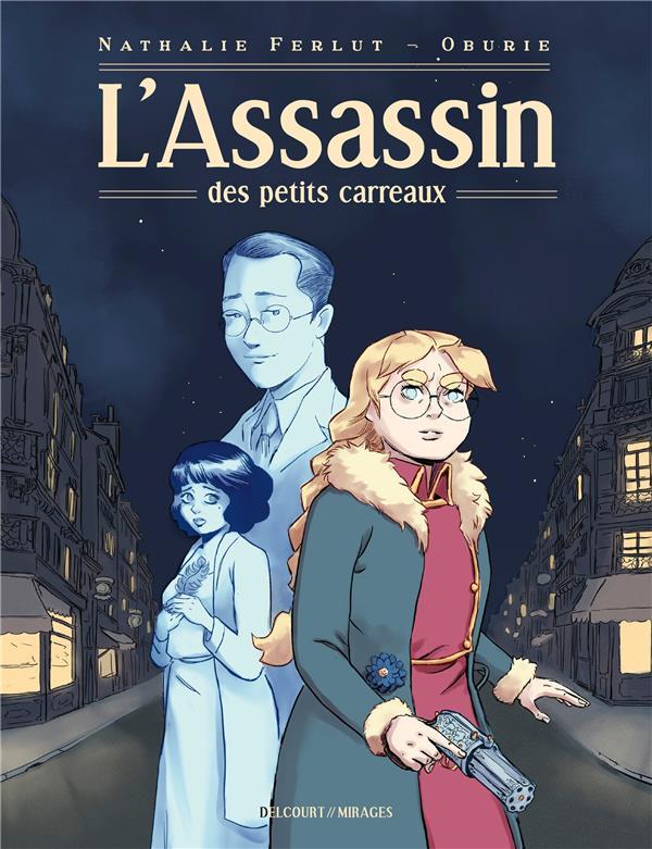 L'ASSASSIN DES PETITS CARREAUX