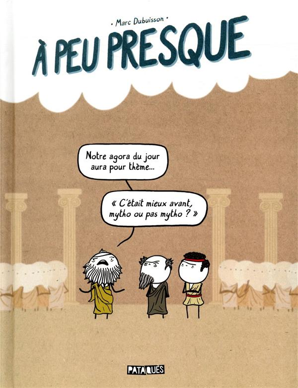A PEU PRESQUE DUBUISSON, MARC DELCOURT