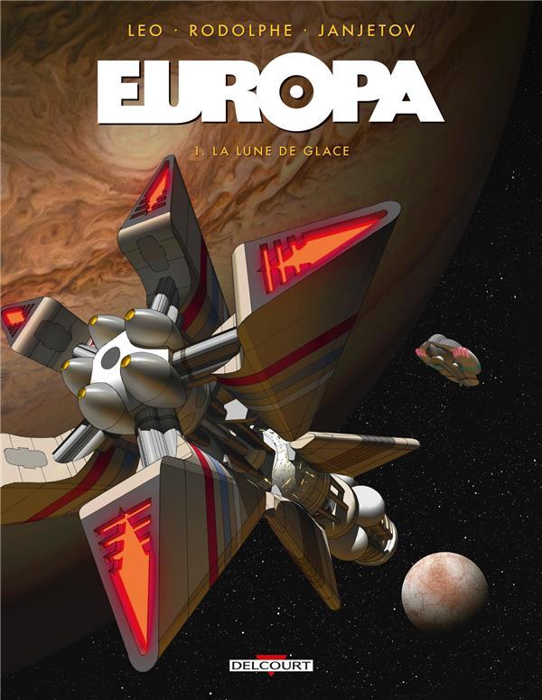 EUROPA T.1     LA LUNE DE GLACE