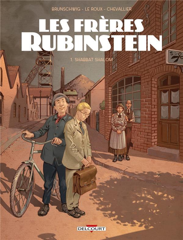 LES FRERES RUBINSTEIN T.1  -  SHABBAT SHALOM