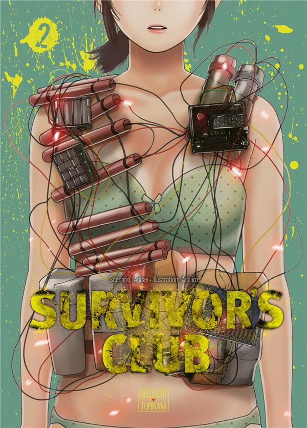 SURVIVOR'S CLUB T02 AOISEI/ANAJIRO DELCOURT