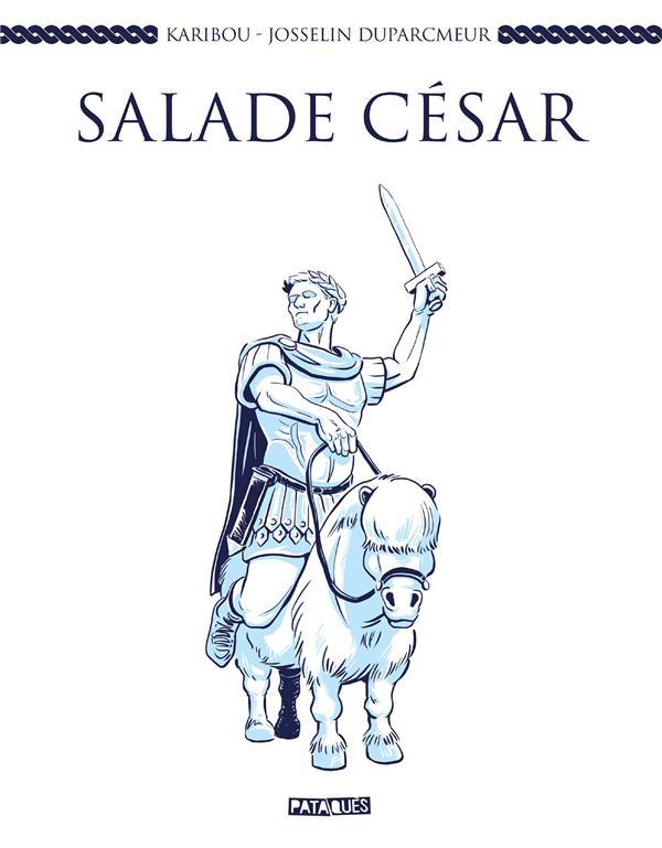 SALADE CESAR KARIBOU  DELCOURT
