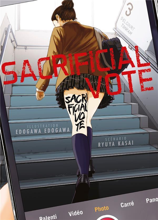 SACRIFICIAL VOTE T03