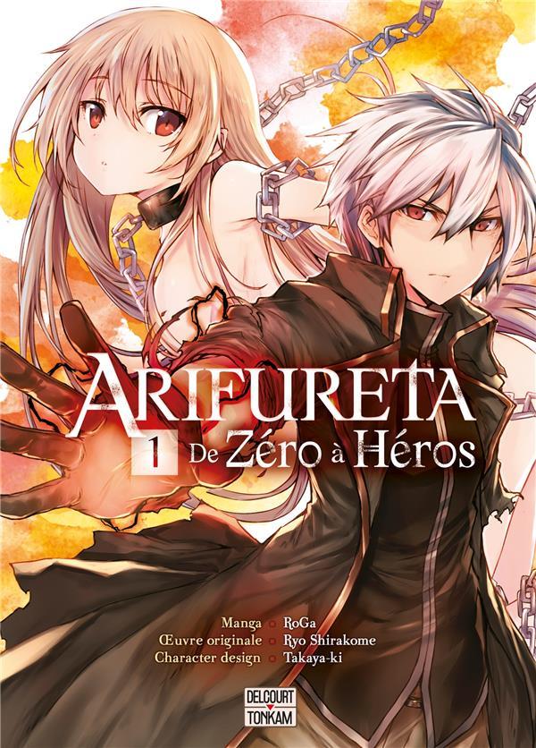 ARIFURETA  -  DE ZERO A HEROS T.1