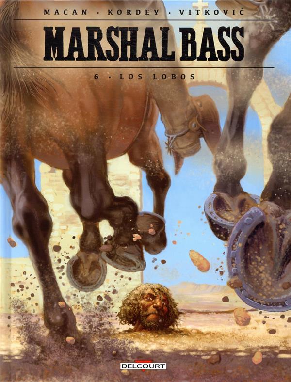 MARSHAL BASS T.6  -  LOS LOBOS