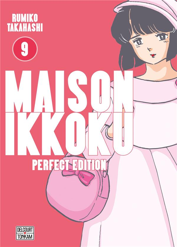 MAISON IKKOKU - PERFECT EDITION T09 TAKAHASHI, RUMIKO DELCOURT