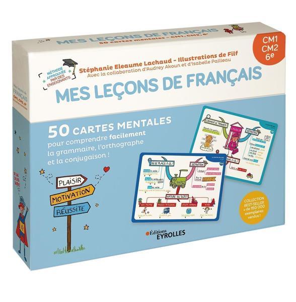 MES LECONS DE FRANCAIS : CM1, CM2, 6E (2E EDITION)