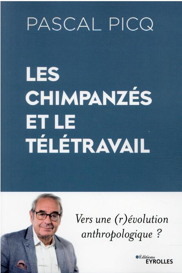 LES CHIMPANZES ET LE TELETRAVAIL - VERS UNE (R)EVOLUTION ANTHROPOLOGIQUE ? PICQ, PASCAL EYROLLES