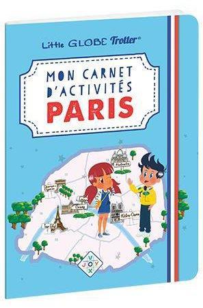 MON CARNET D'ACTIVITES SUR PARIS