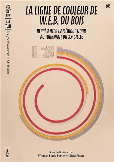 LA LIGNE DE COULEUR DE W.E.B. DU BOIS - REPRESENTER L AMERIQUE NOIRE AU TOURNANT DU XXE SIECLE