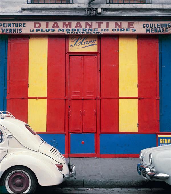 PARIS COULEURS - GERARD IFERT, EKTACHROMES, 1953-1954