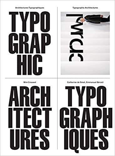 ARCHITECTURES TYPOGRAPHIQUES