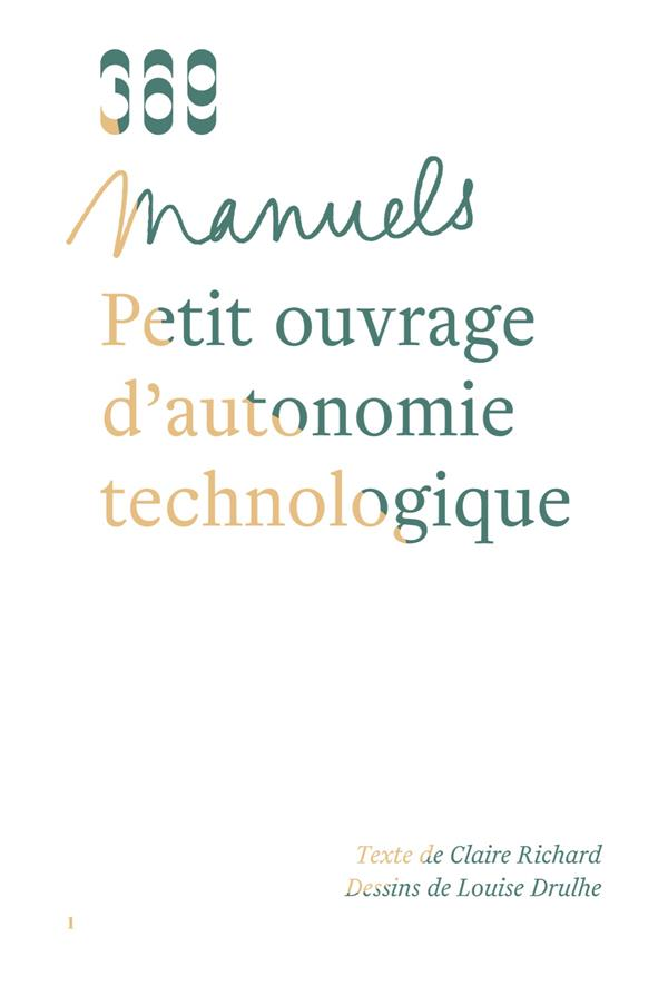PETIT OUVRAGE D-AUTONOMIE TECHNOLOGIQUE