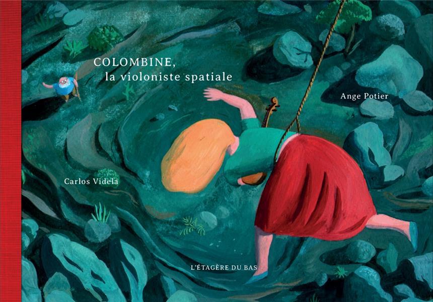 COLOMBINE, LA VIOLONISTE SPATIALE