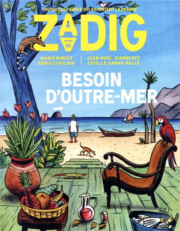 ZADIG N.6  -  BESOIN D'OUTRE-MER  COLLECTIF NC