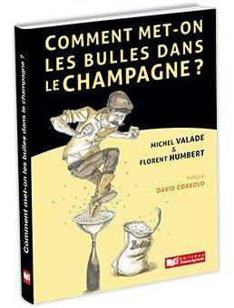 COMMENT MET-ON DES BULLES DANS LE CHAMPAGNE?