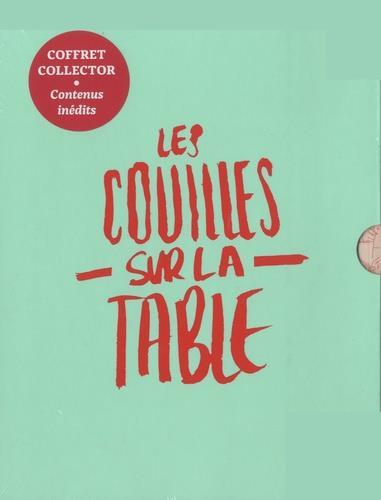 COFFRET LES COUILLES SUR LA TABLE TUAILLON VICTOIRE BOOKS ON DEMAND