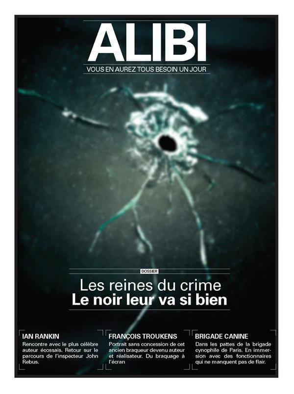ALIBI N.6  -  LES REINES DU CRIME