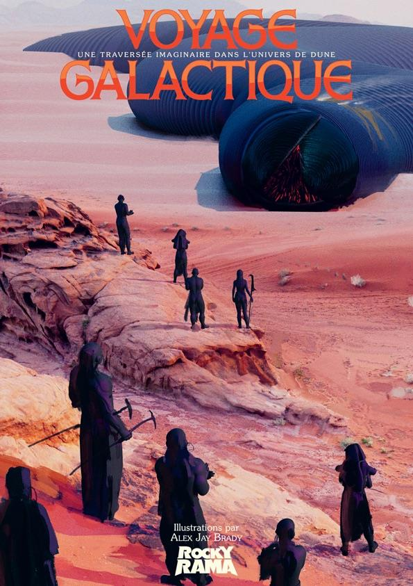DUNE, VOYAGE GALACTIQUE COLLECTIF BOOKS ON DEMAND