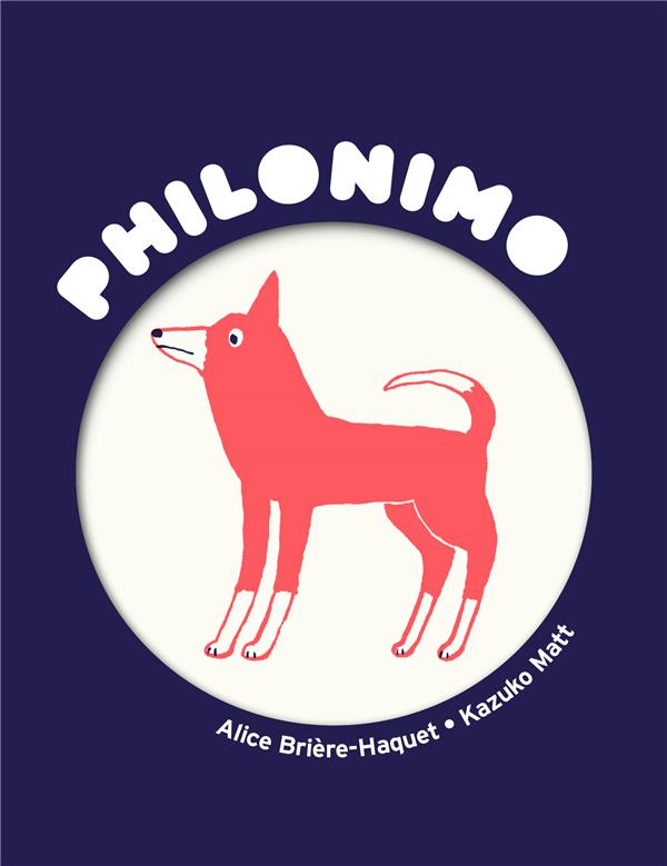 PHILONIMO T.5  -  LE CHIEN DE DIOGENE BRIERE-HAQUET/MATT BOOKS ON DEMAND