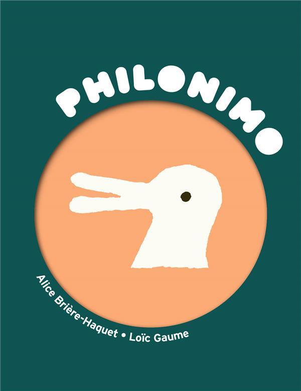 PHILONIMO T.6  -  LE CANARD DE WITTGENSTEIN BRIERE-HAQUET/GAUME BOOKS ON DEMAND