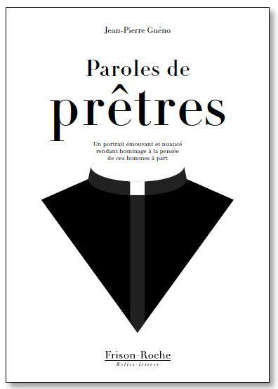 PAROLES DE PRETRES GUENO JEAN-PIERRE BOOKS ON DEMAND
