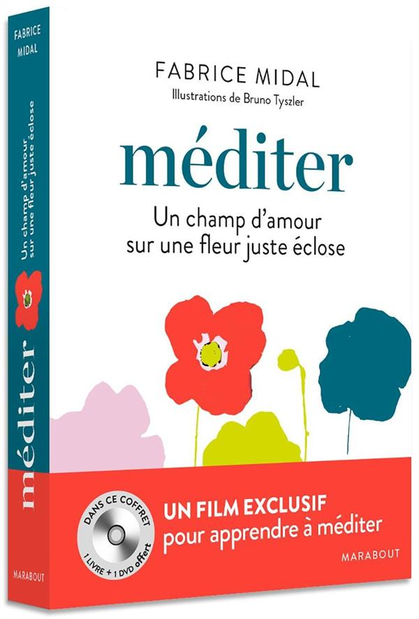 Midal Fabrice - COFFRET MEDITER+ DVD