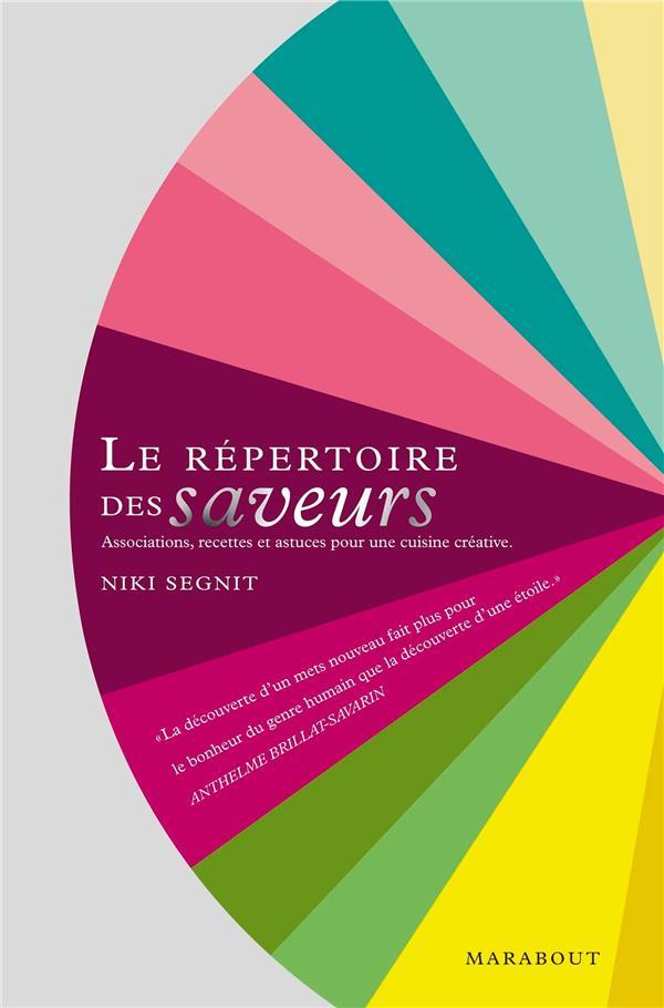 LE REPERTOIRE DES SAVEURS SEGNIT NIKI MARABOUT
