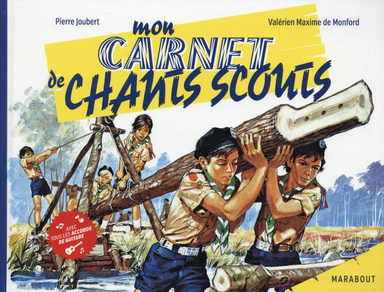 MON CARNET DE CHANTS SCOUTS