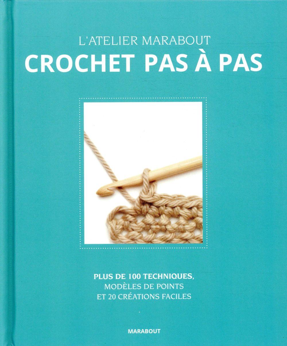 CROCHET PAS A PAS  MARABOUT