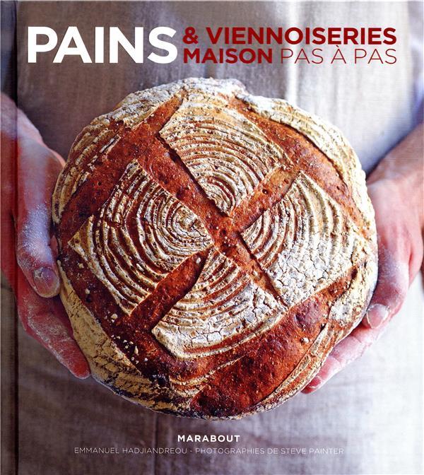 PAINS ET VIENNOISERIES MAISON PAS A PAS HADJIANDREOU EMMANUE MARABOUT