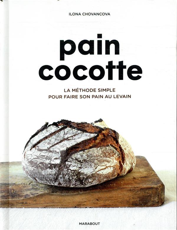 Pain Cocotte ILONA CHOVANCOVA MARABOUT