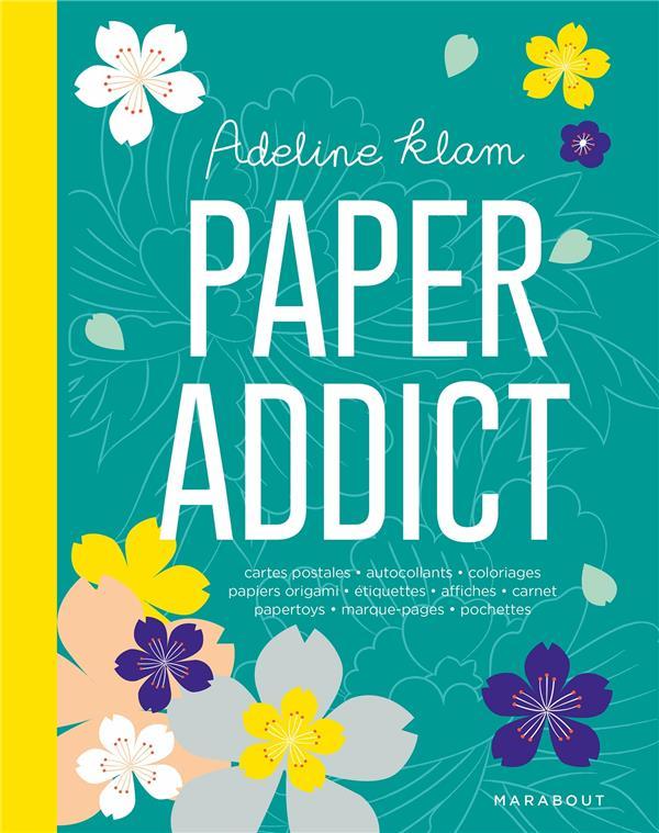 PAPER ADDICT KLAM ADELINE MARABOUT