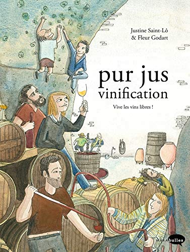 PUR JUS  -  LA VINIFICATION NATURE  MARABOUT