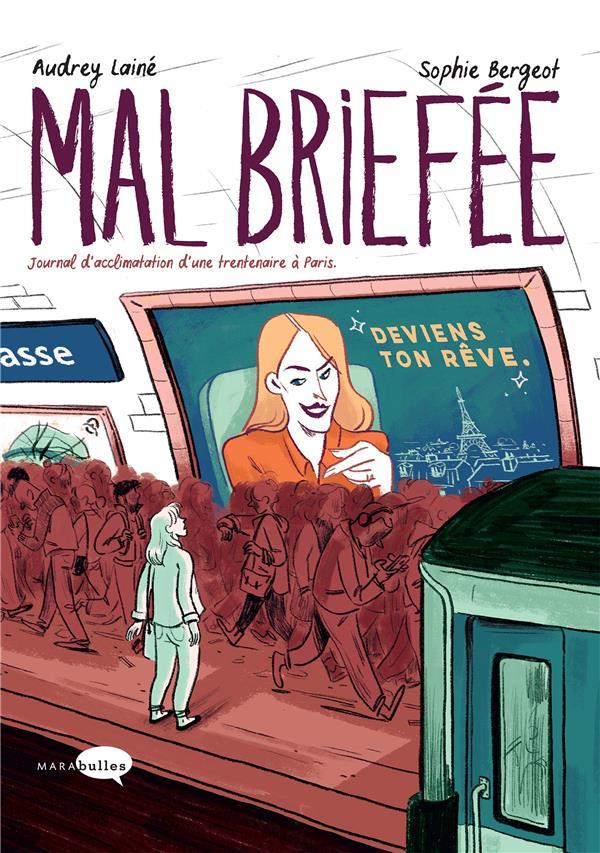 MAL BRIEFEE BERGEOT, SOPHIE  MARABOUT