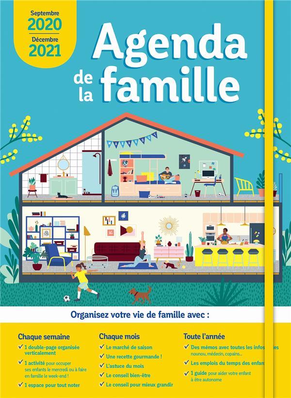 AGENDA DE LA FAMILLE (EDITION 20202021)