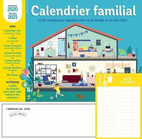 CALENDRIER FAMILIAL (EDITION 20202021)