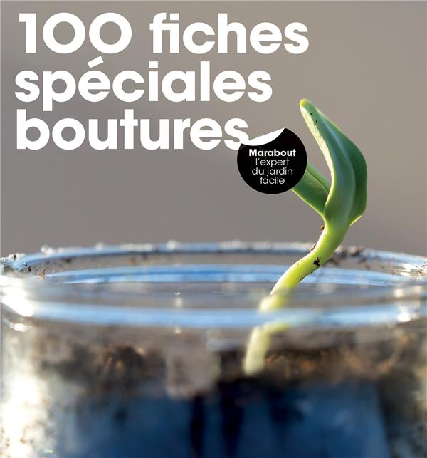 100 FICHES SPECIALES BOUTURES 100 FICHES MARABOUT