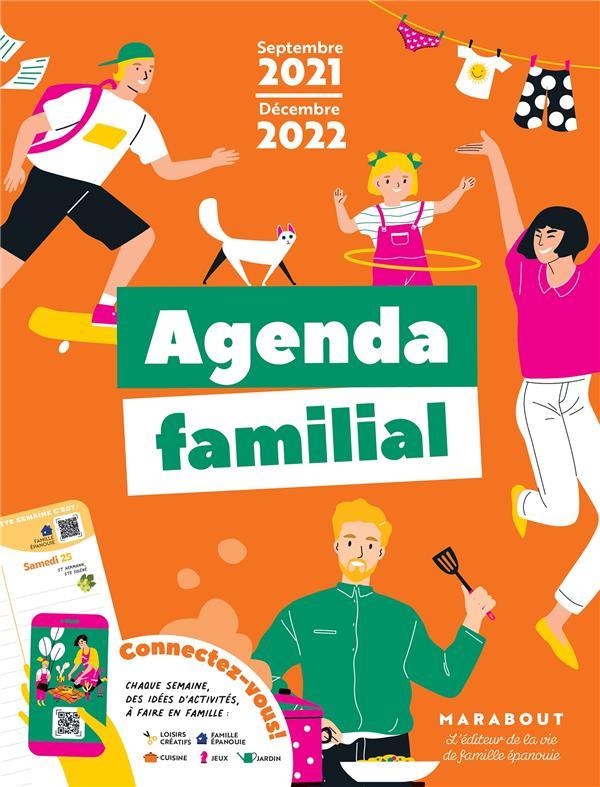 AGENDA FAMILIAL (EDITION 20212022) COLLECTIF NC