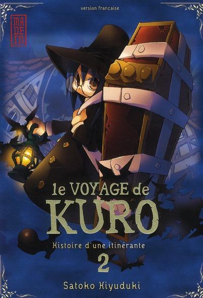 LE VOYAGE DE KURO T2 KIYUDUKI/SATOKO DARGAUD